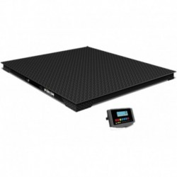 Bascula Inalambrica de plataforma de 1.2 x 1.2 hasta 5 Ton