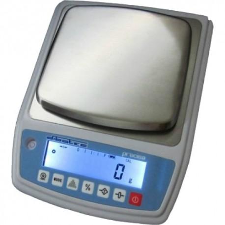 Bascula de mesa Modelo PRECISA 3 Kg x 0.1g